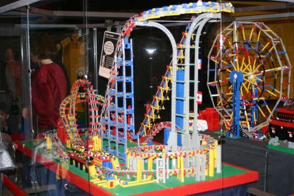 Matt's LEGO Roller Coaster